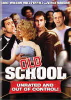 Promotional poster for Old School