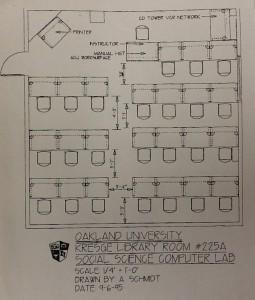 Computer lab plan