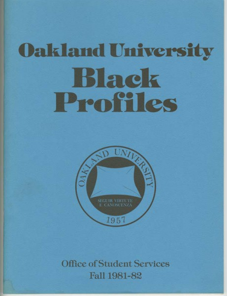 OU Black Faculty and Staff Booklet