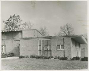 Anibal House, 1963