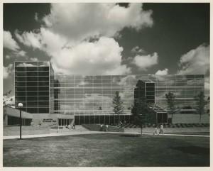 O'Dowd Hall, circa 1981