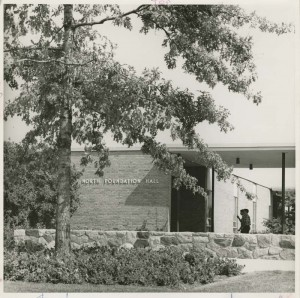 North Foundation Hall, 1967