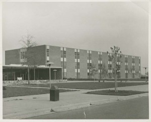 South Foundation Hall, 1963