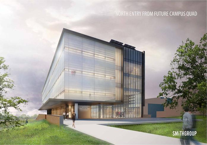 Buildings Oakland University OU Libraries
