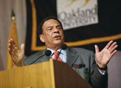 Andrew Young Keeper of the Dream 2006